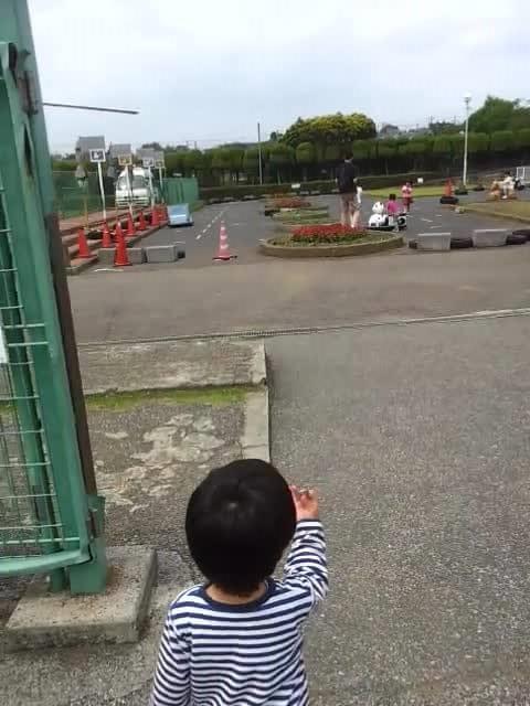 子供とおでかけ「ユーカリ交通公園」行き方紹介