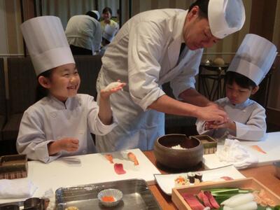 【期間限定】千葉のホテルで職業体験できる!キッズホテリエ