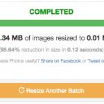 無料!超簡単!ブラウザ上から画像のリサイズができるBULK RESIZE PHOTOS