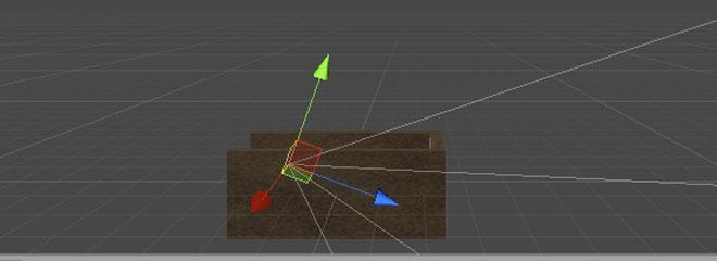 Unity5のカメラが見え方がおかしい!設定の問題だった