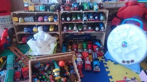 トーマスのおもちゃで3歳息子が長く遊んだおもちゃランキング