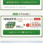 本当においしい伊藤園の野菜ジュースをお試し購入する方法