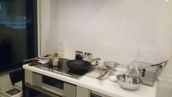 【料理】RIZAP COOK銀座店で体験レッスンに行ってきました!その1