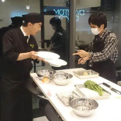 【料理】RIZAP COOK銀座店で体験レッスンに行ってきました!