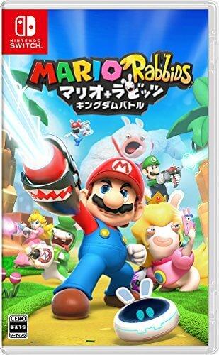 switch|マリオオデッセイの次に出るマリオソフト「マリオ+ラビッツ キングダムバトル」