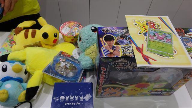 東京|誕生日月にポケモンセンター行って、かごいっぱい商品を買ってみた!!!