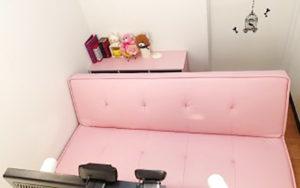 ポケットワーク東京の個室写真