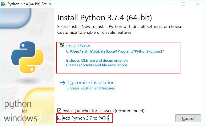 入門者必見|超簡単にWndowsでPythonをインストールする方法