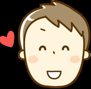 男性笑顔2