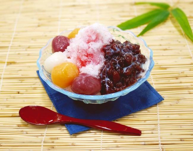 『北海道パウチゆであずき』に合う料理